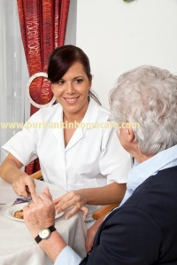 a-1 home care burbank caregiver