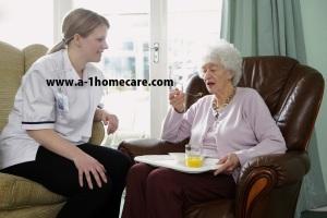 a-1 home care burbank elder care