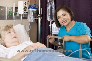 hospice care burbank a-1 home care
